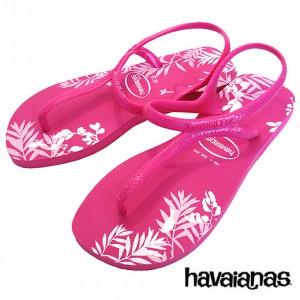 Havaianas papucs. Flash urban pink 7142990285