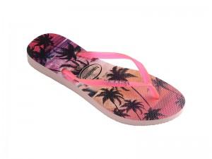 Havaianas papucs. Slim paisage pearl pink c4fe9604ab